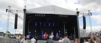 Epsom Derby 2015 (86) - ound lighting video and outdoor staging production