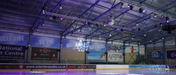 National Ice Centre 2014 Lighting Installation