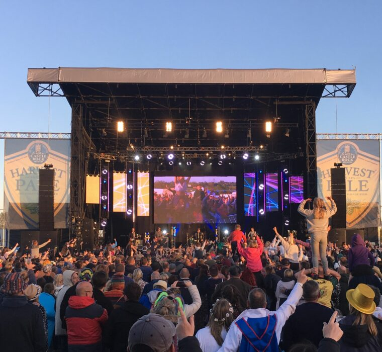 OneBigStar - Festival technical production - Glastonbudget 2019