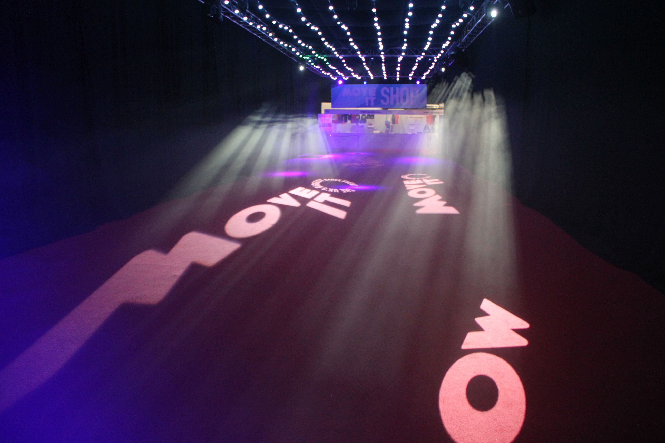 OneBigStar Move IT Entrance Tunnel World's Biggest Dance Event