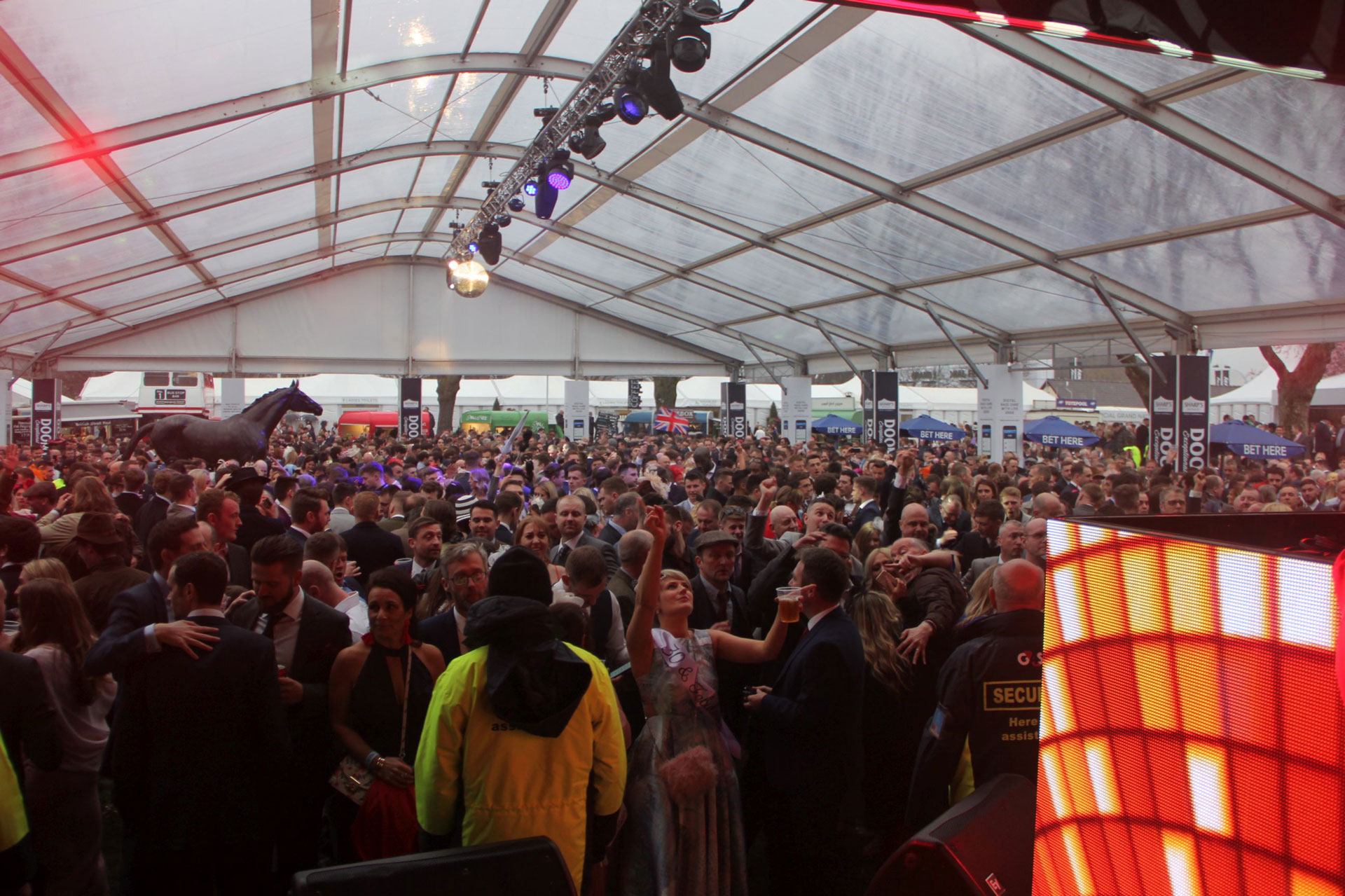 OneBigStar Aintree Racecourse High Profile Sporting Events