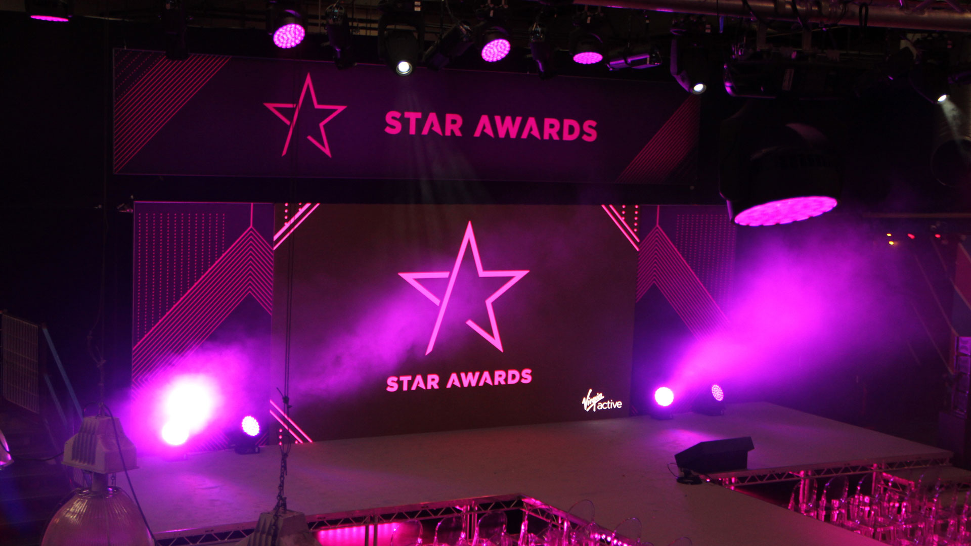 OneBigStar Virgin Active Star Awards Ceremony & Party