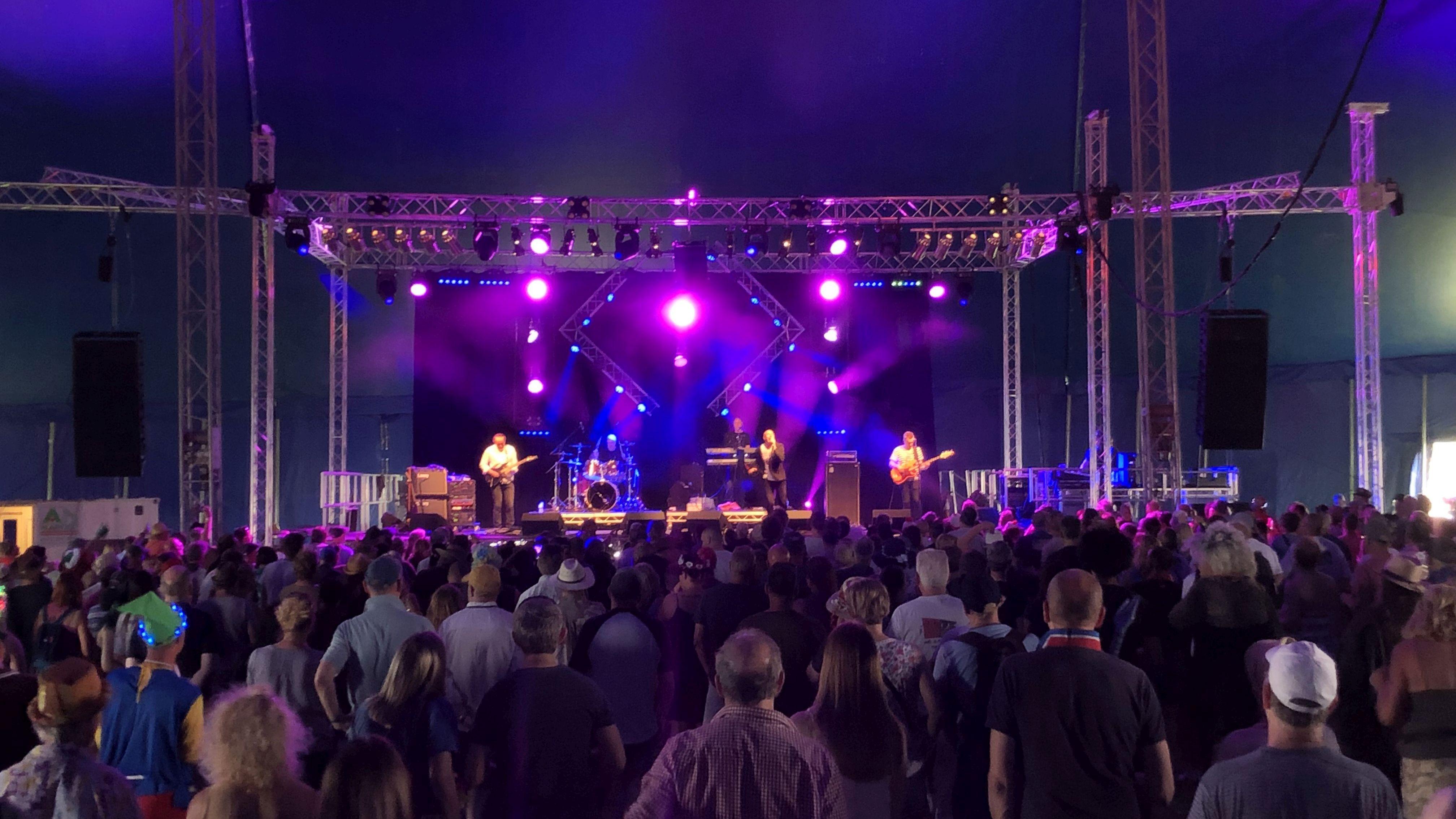 OneBigStar Glastonbudget Festival 2019 Technical Production