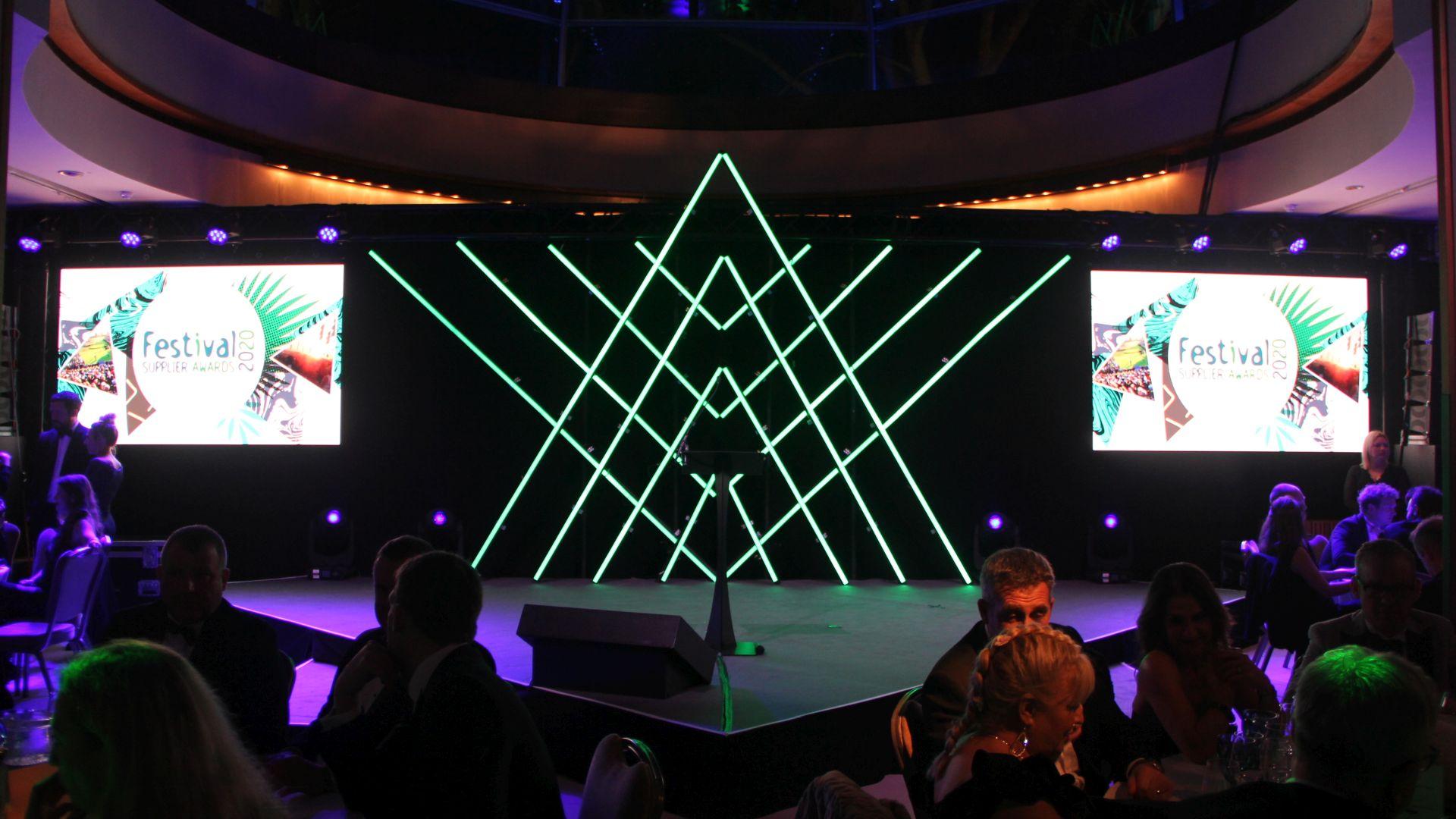 OneBigStar production for Festival Supplier Awards 2020