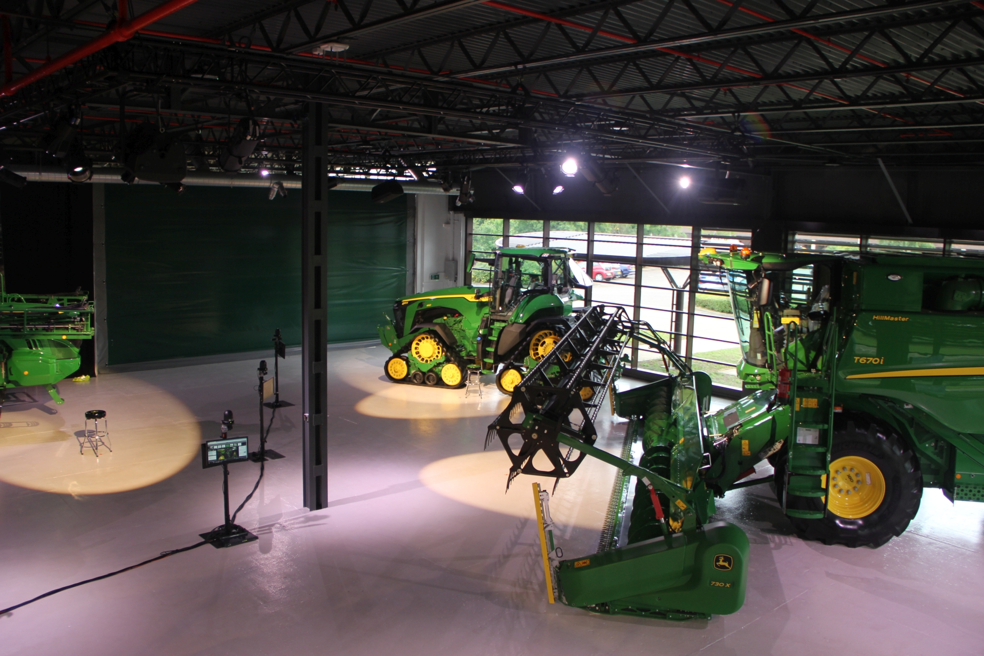 OneBigStar Production for Streamed Product Demonstration at John Deere
