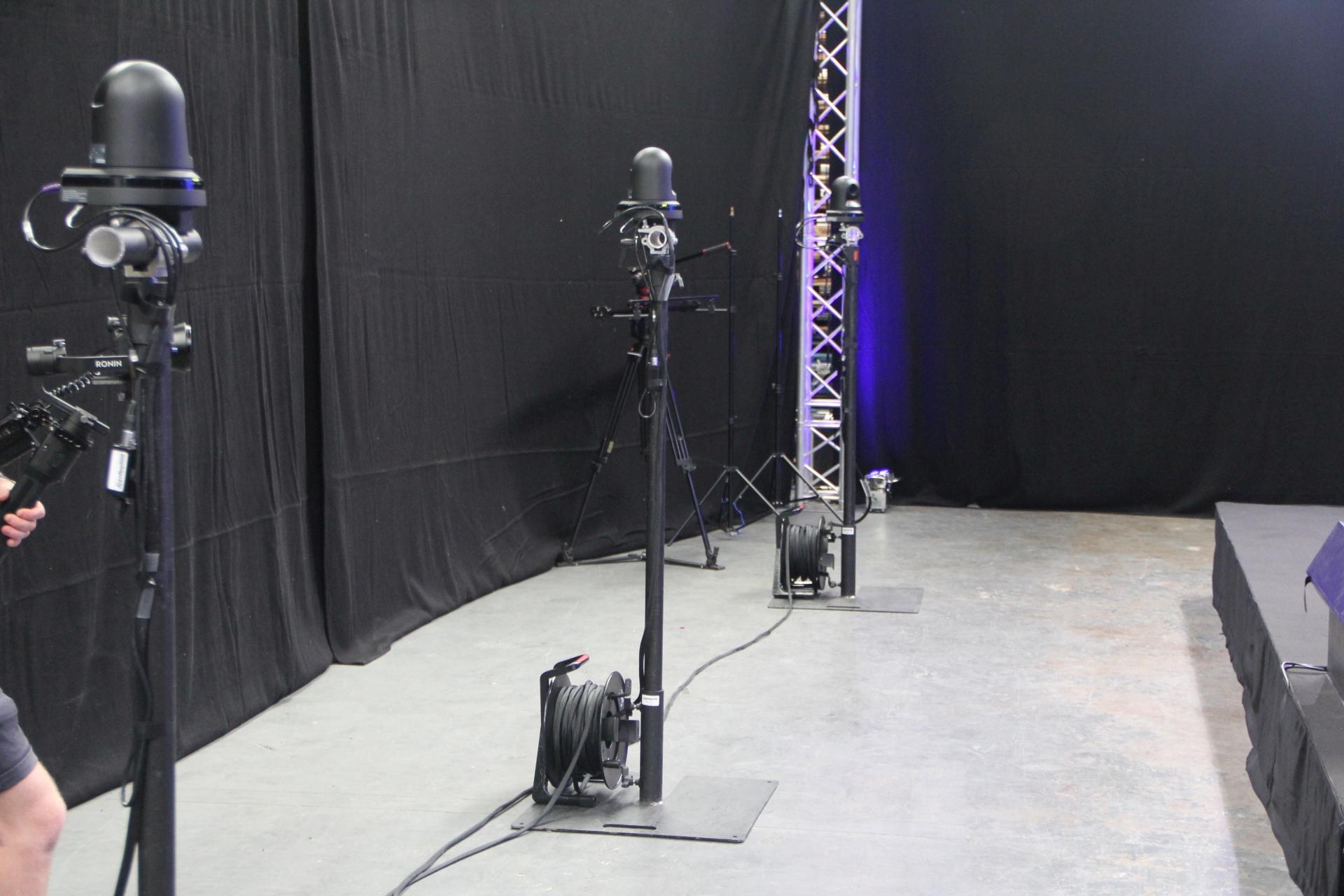 OBS PTZ Cameras