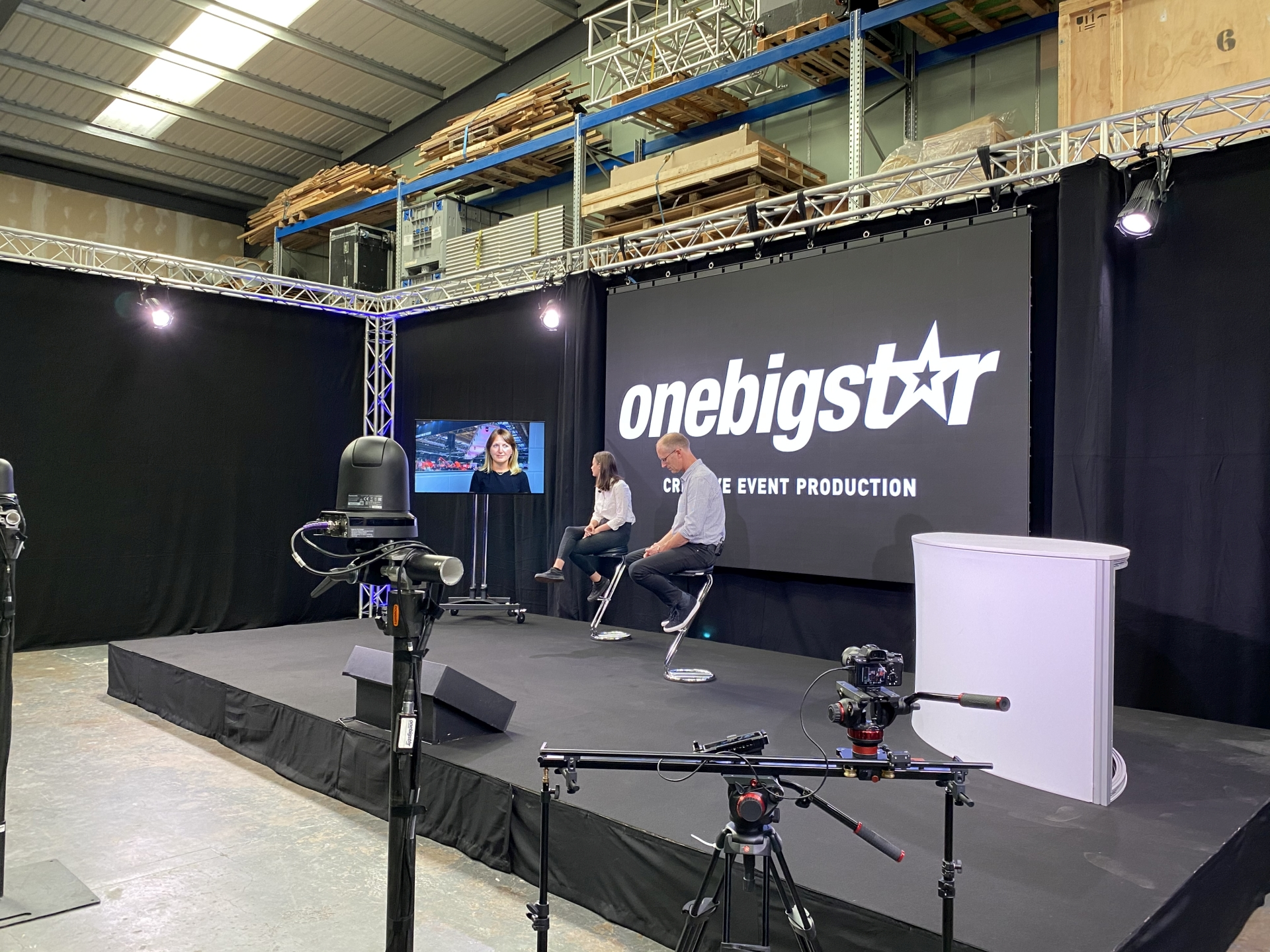 OneBigStar Virtual Studio