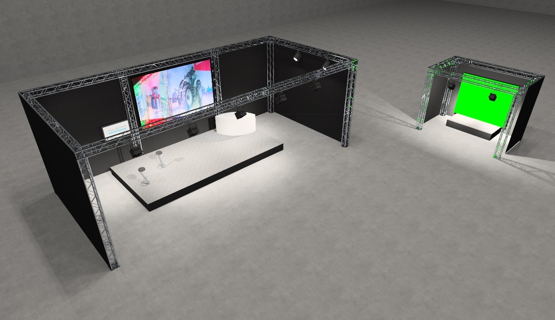 OneBigStar Virtual Studio Render