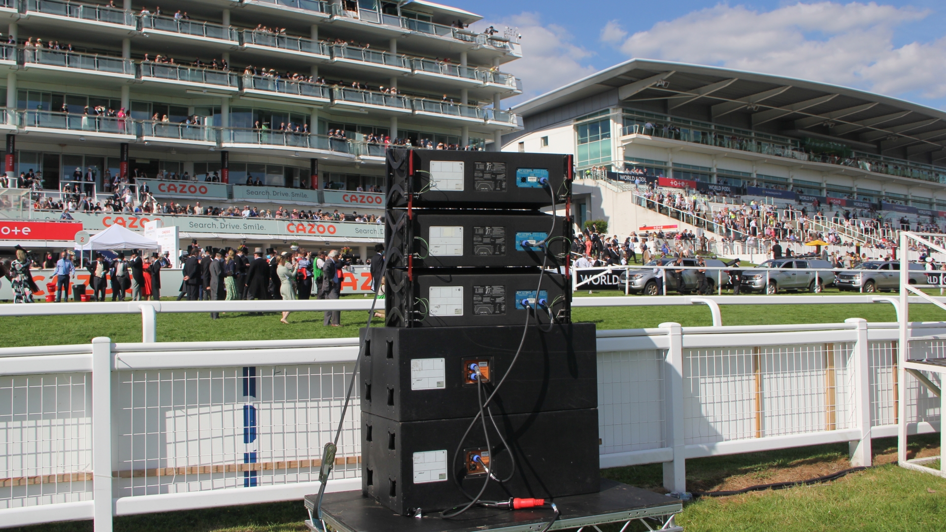 Epsom Derby 2021 Opening Show PA